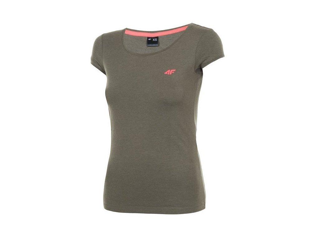 pol pl Koszulka damska T shirt 4F H4Z17 TSD001 27973 1