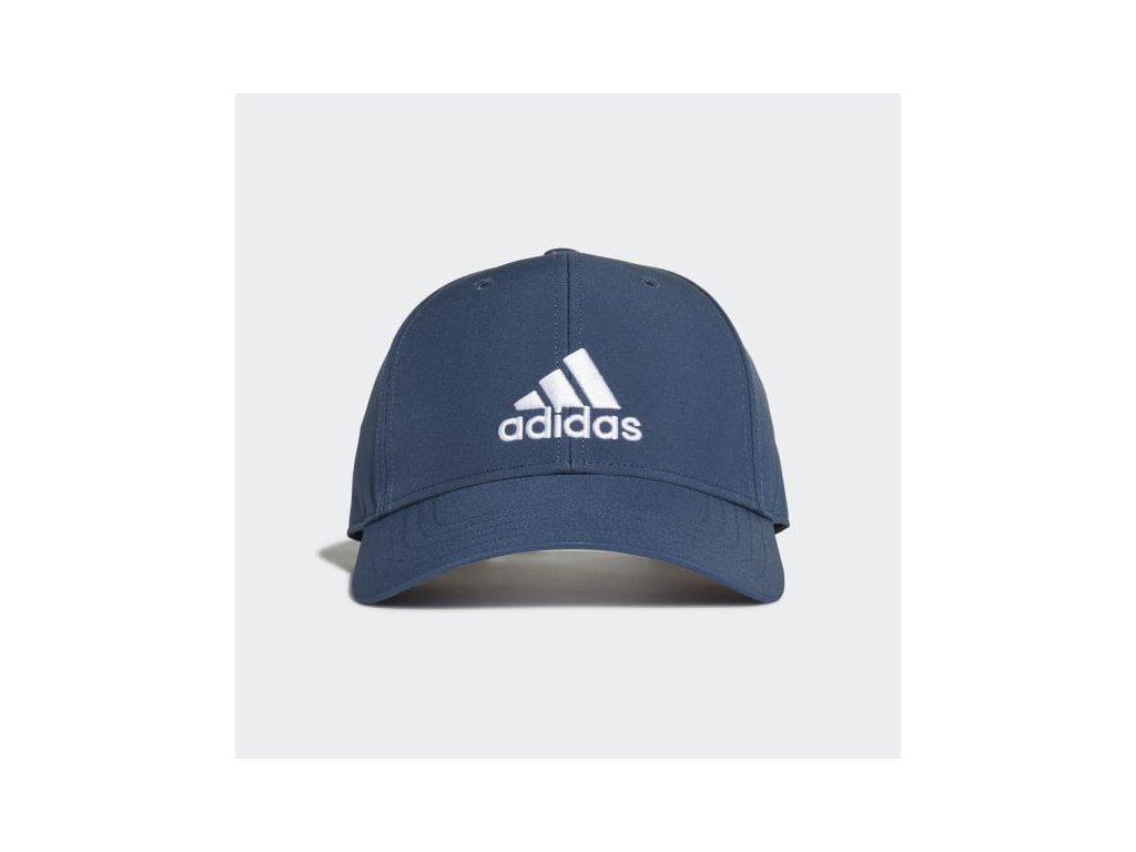 Lightweight Embroidered Baseball Cap Blue GM6262 01 standard