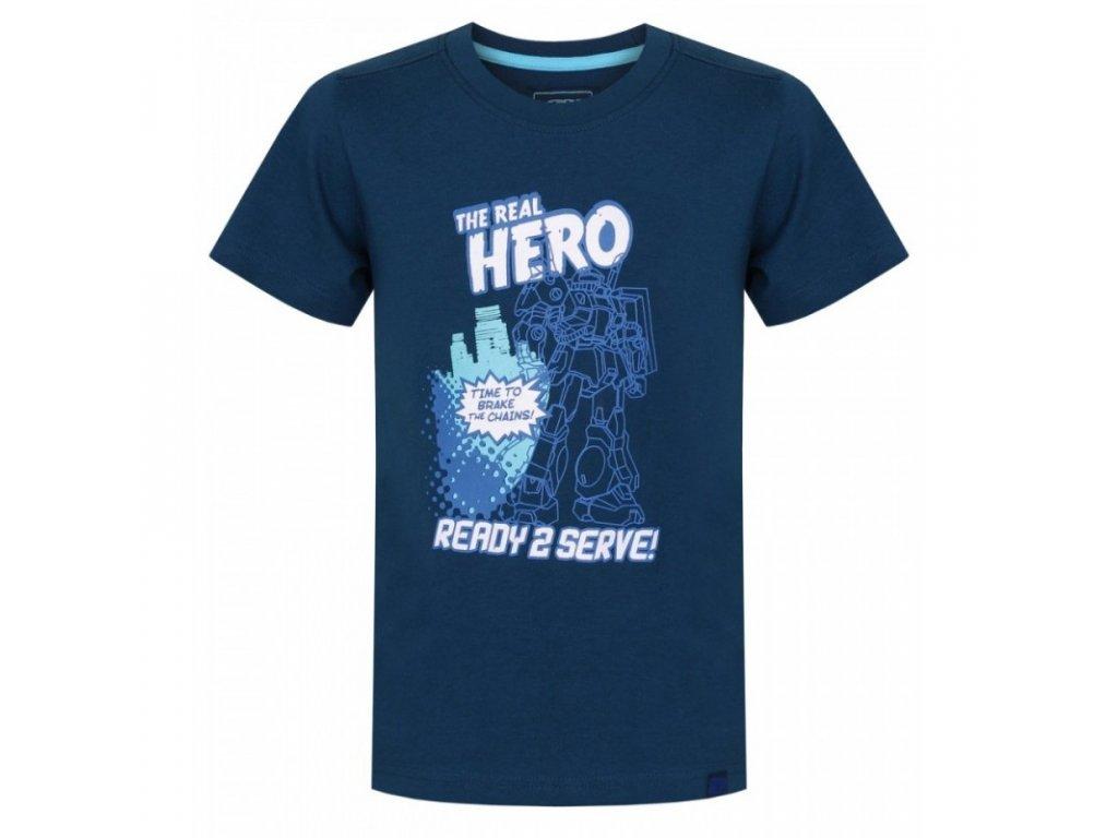 loap idealo detske triko modre m50m