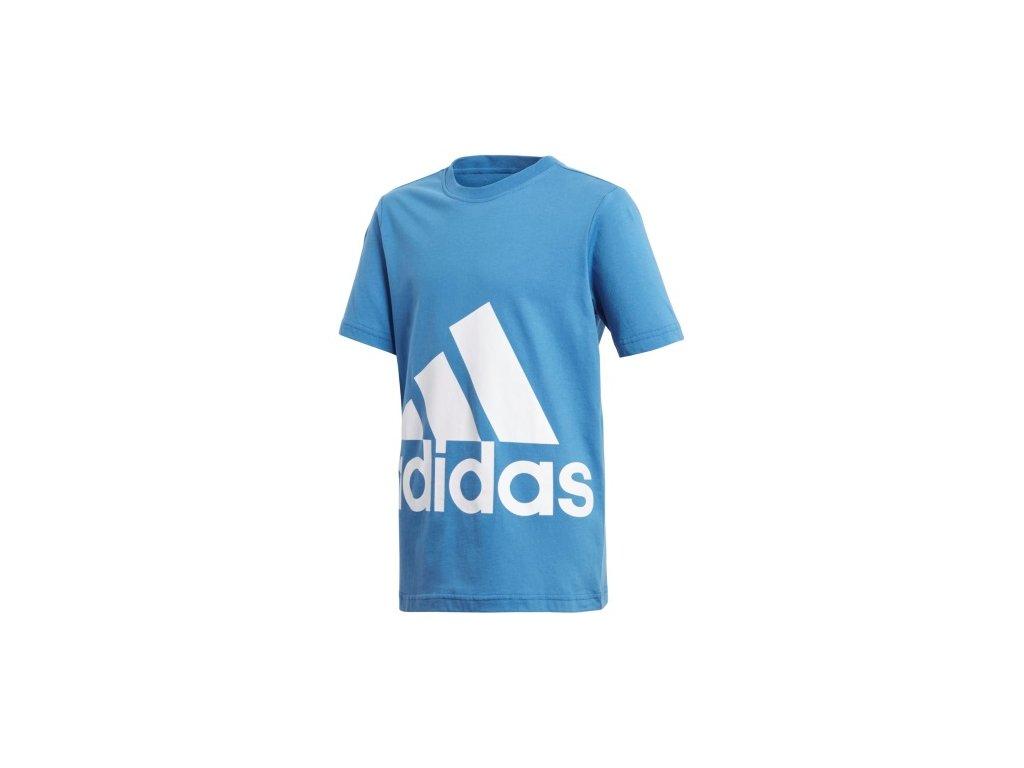 tricko adidas youth boys lig logo t shirt cf6520