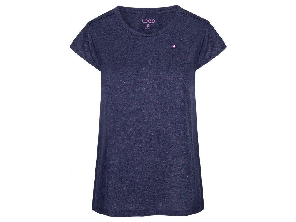 30040 loap bradla damske triko modra zihana ruzova clw2187m02xj