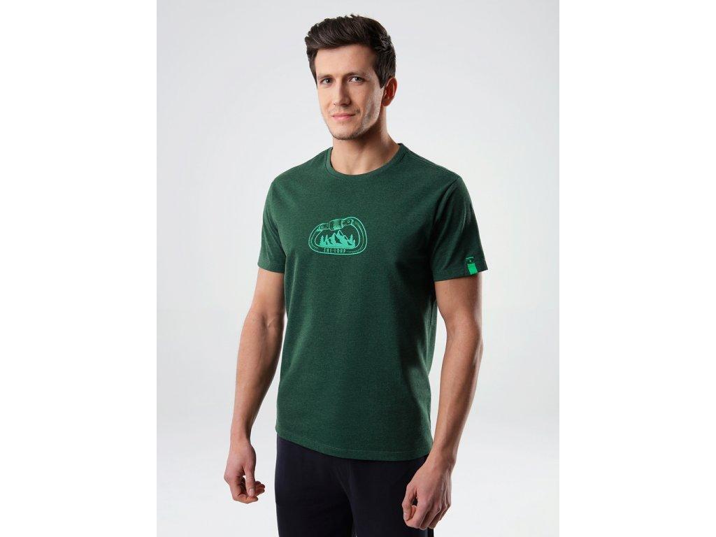 29866 loap boss panske triko zelena zihana clm2119p69xp