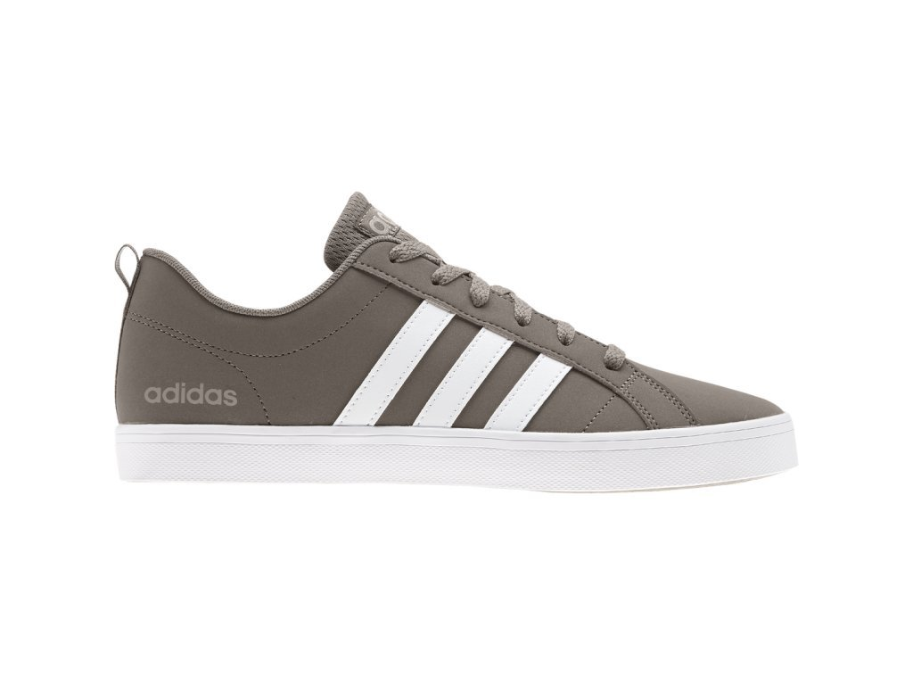 460118 adidas vs pace sbrown ftwwht ef2343 velikost 10 44 2 3