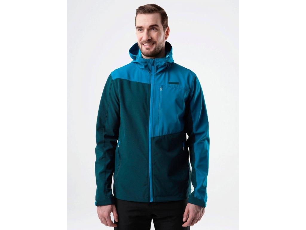 29656 loap larson panska softshell bunda modra sfm2101m97m