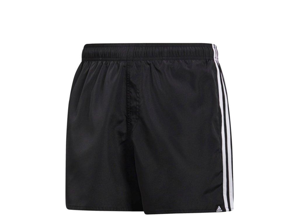 plavecke sortky adidas 3 stripe short short length cv5137