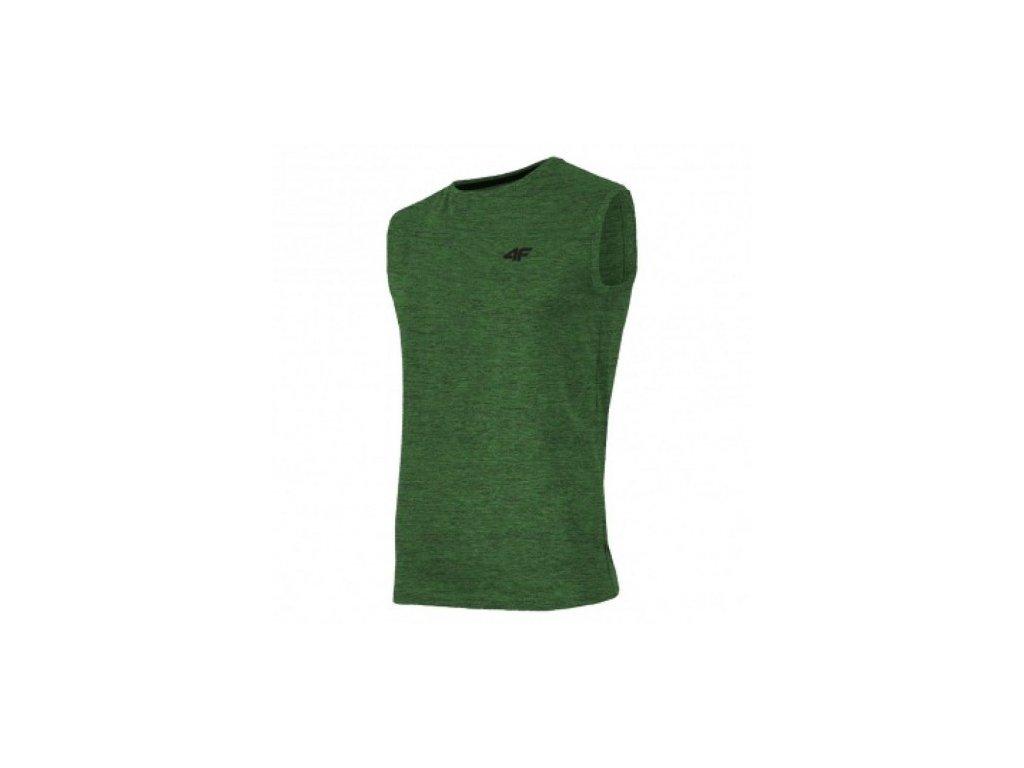 t shirt 4f m h4l19 tsm001 41m melange green