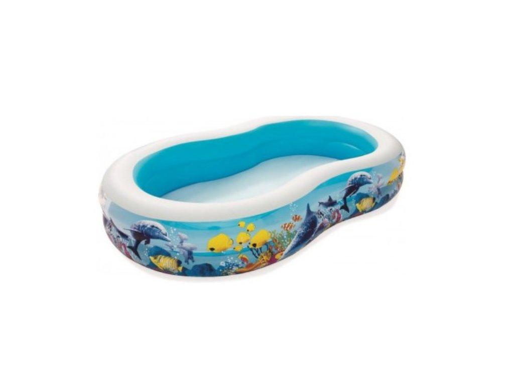 Bazén Laguna 262x157 cm