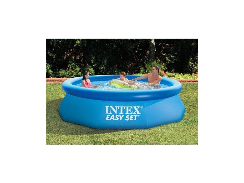Bazén Intex 305 x 76 cm s filtrací