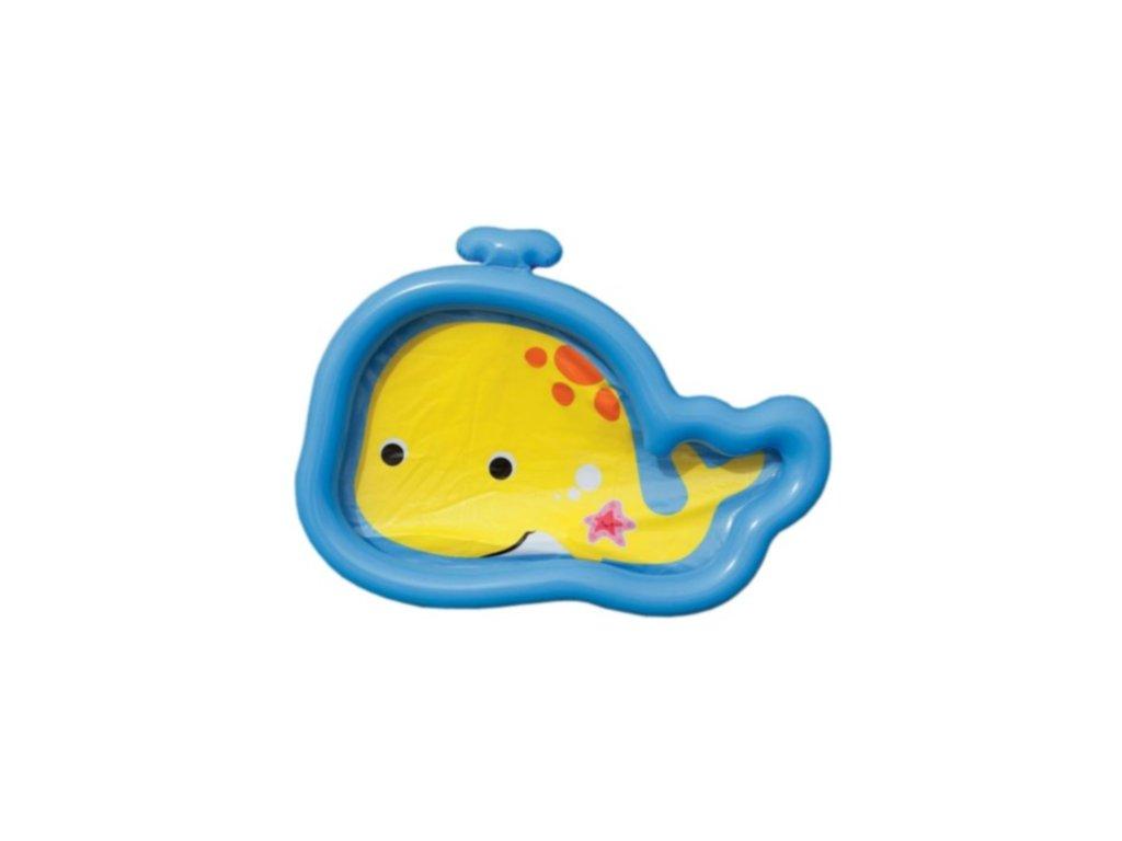 Dětský bazének Intex #59408 velryba