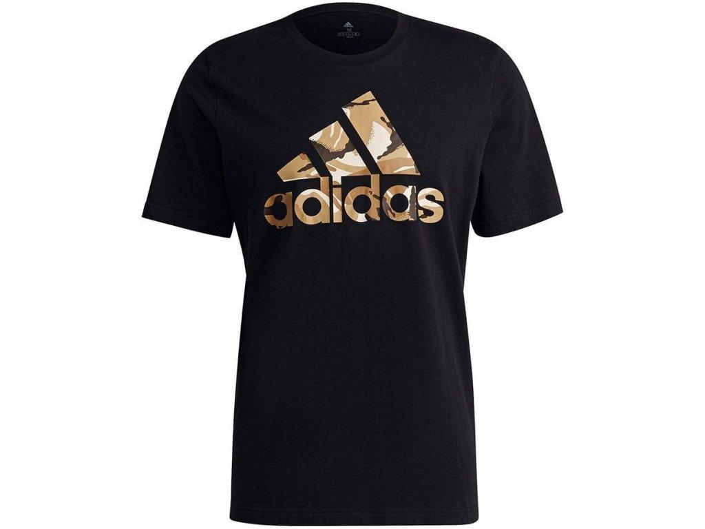 pol pl Koszulka meska adidas Essentials T Shirt Camouflage czarna H12198 54329 1