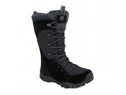 damska zimni obuv vysoka icebug diana l black