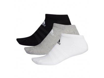 ponozky adidas cush low 3pp dz9383