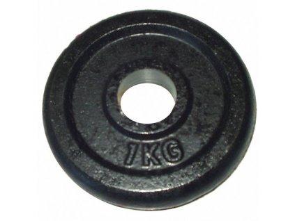 Litinový kotouč 1kg 30mm