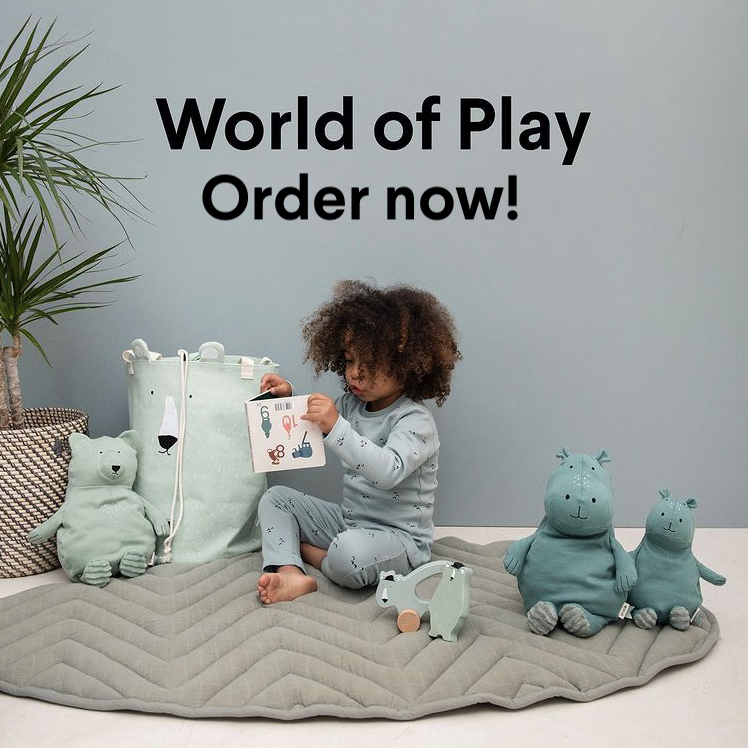 WORLD OF PLAY TRIXIE BABY
