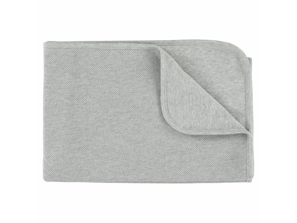 1431 prikryvka 100 organicka bavlna trixie grain grey