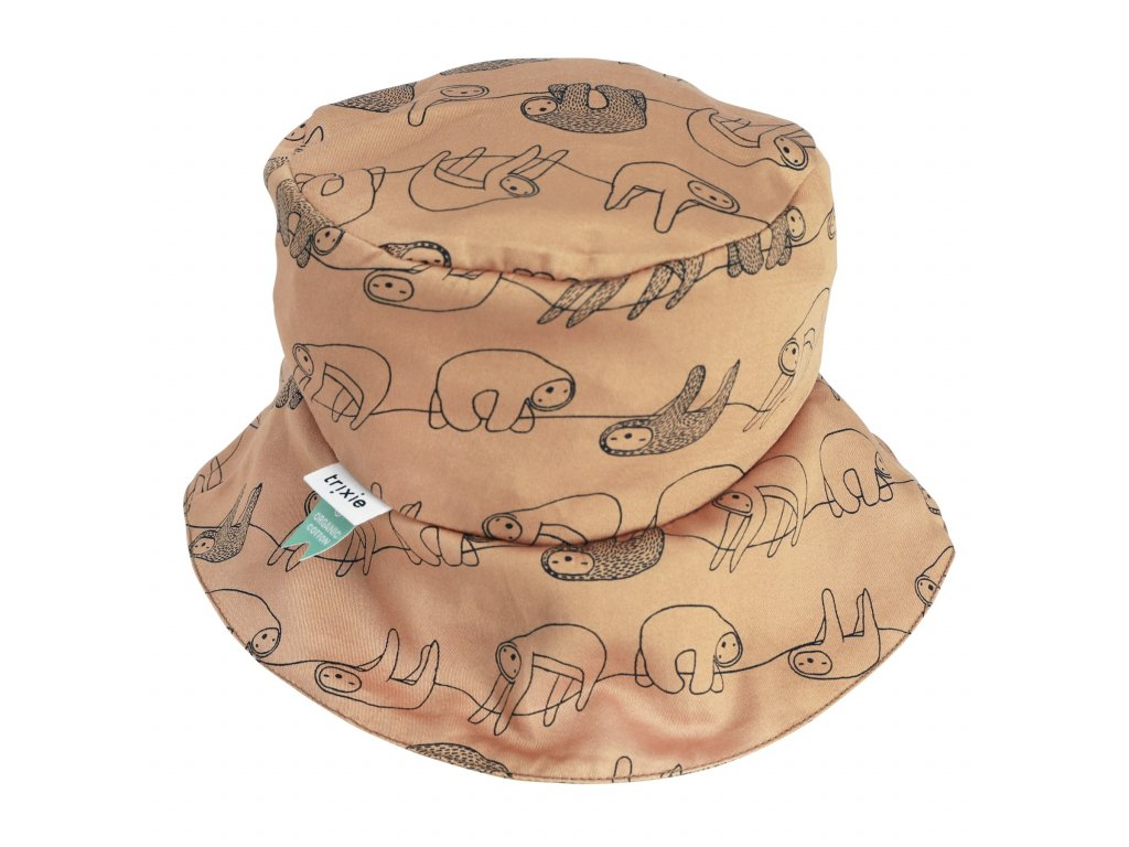 1875 1 detsky klobouk trixie silly sloth 6 mesicu