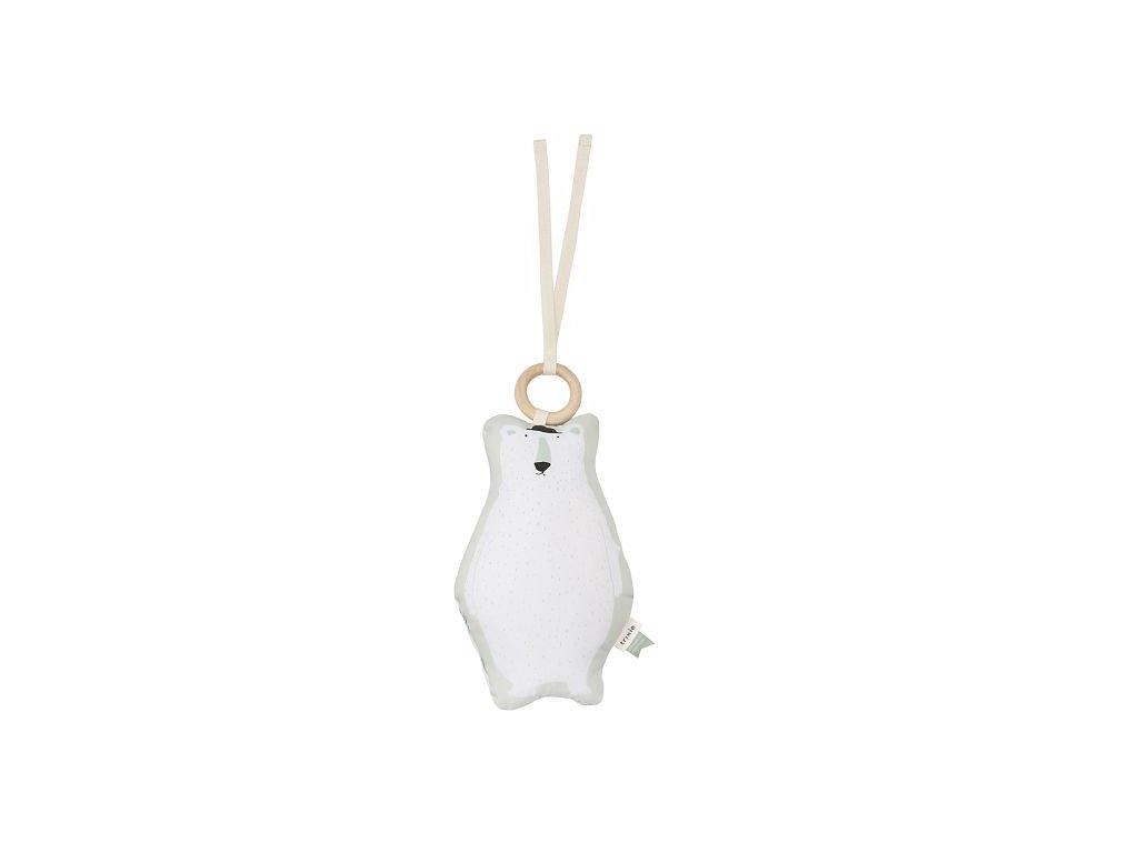 1995 hraci zavesna hracka trixie mr polar bear