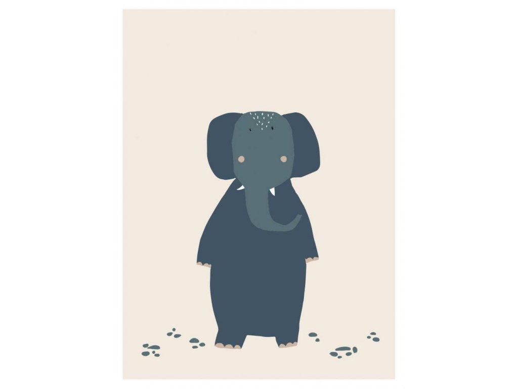 2103 plakat mrs elephant