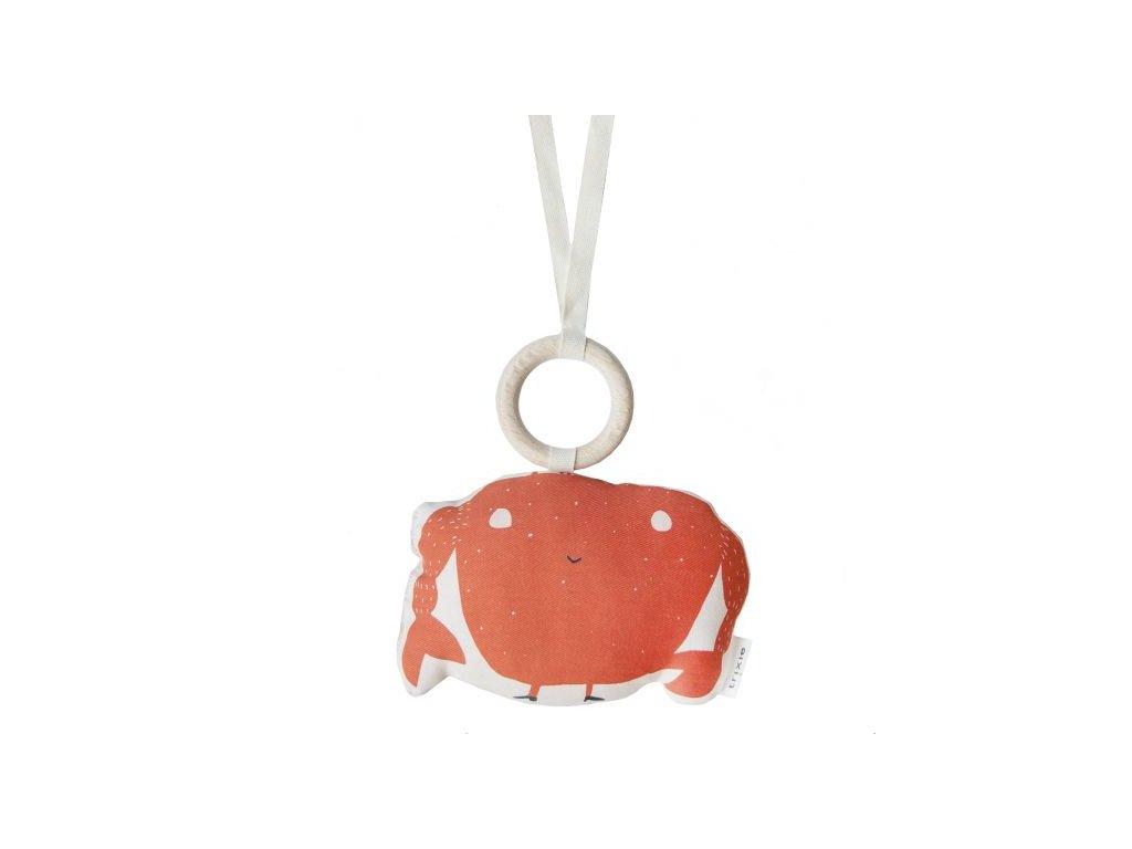 2130 hraci zavesna hracka mrs crab