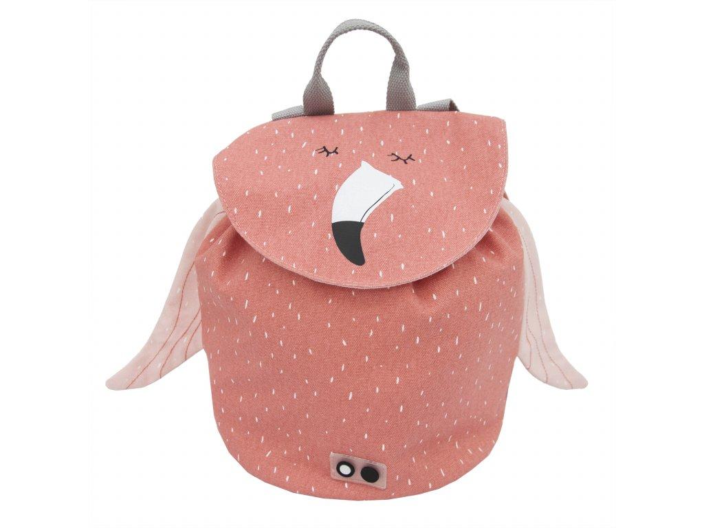 2148 detsky batoh trixie mini mrs flamingo