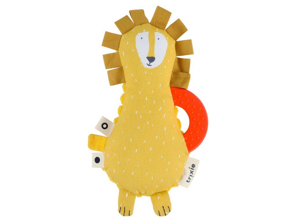 3321 mini aktivity hracka trixie mr lion
