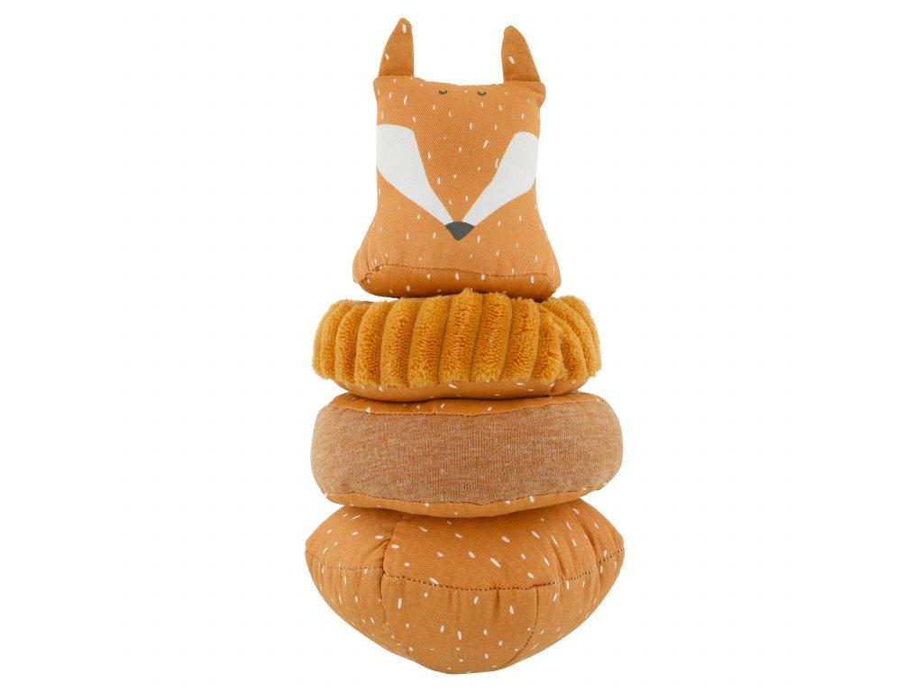 3360 stohovaci plysova hracka trixie mr fox