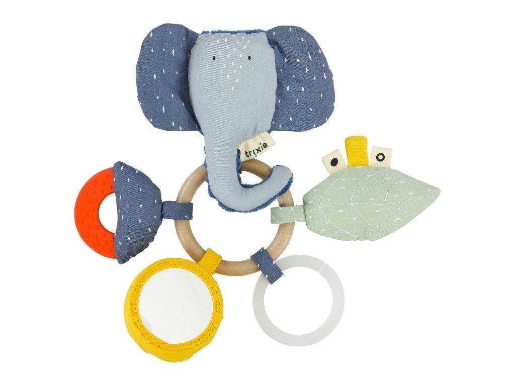 3378 aktivity krouzek trixie mrs elephant