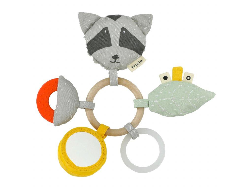 3393 aktivity krouzek trixie mr raccoon