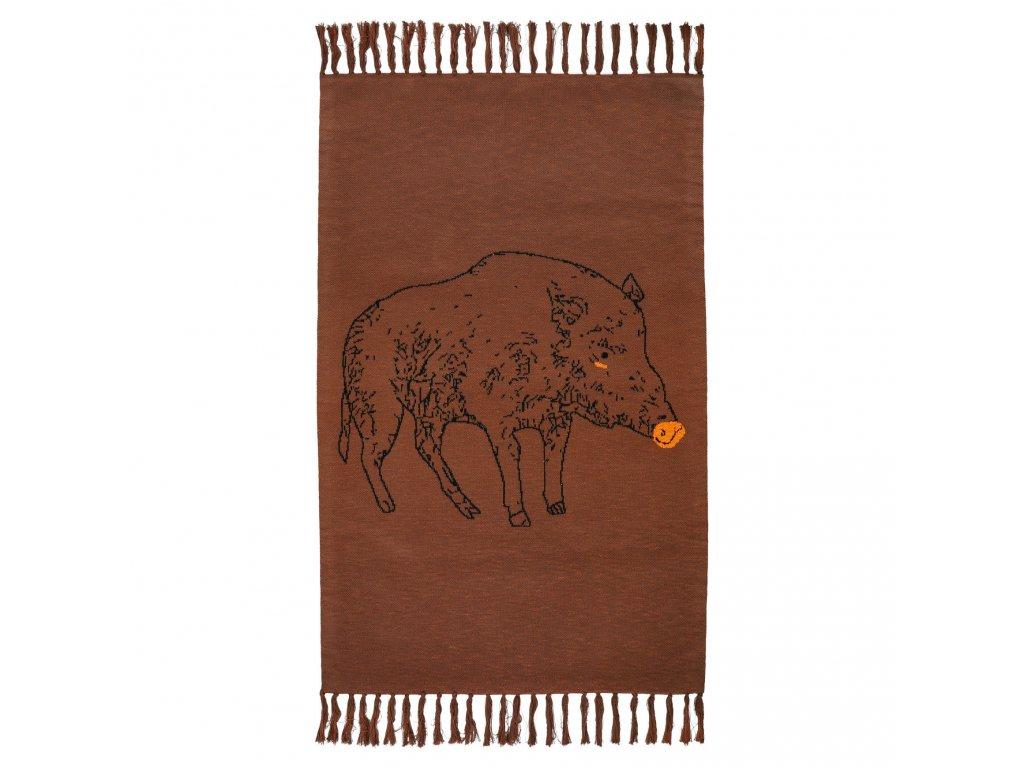 3408 1 koberec trixie truffle pig