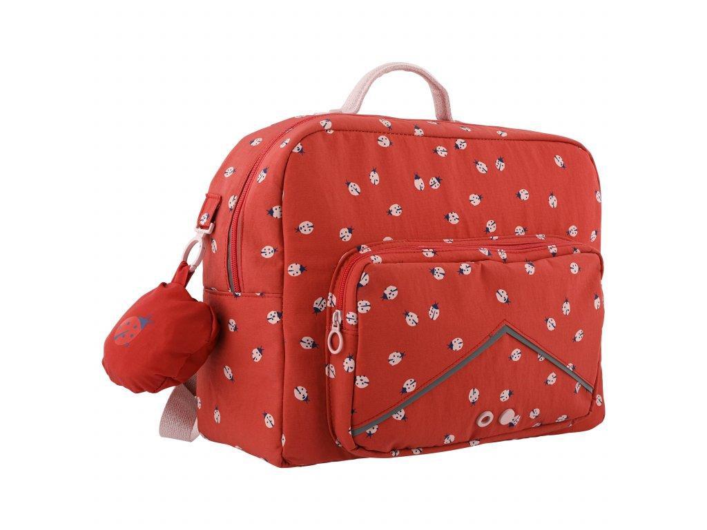 3678 3 skolni aktovka trixie ladybug