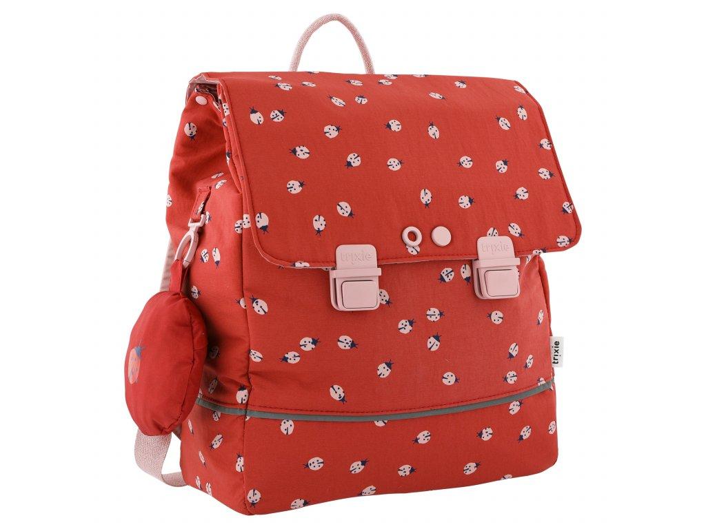 3699 3 skolni batoh trixie ladybug