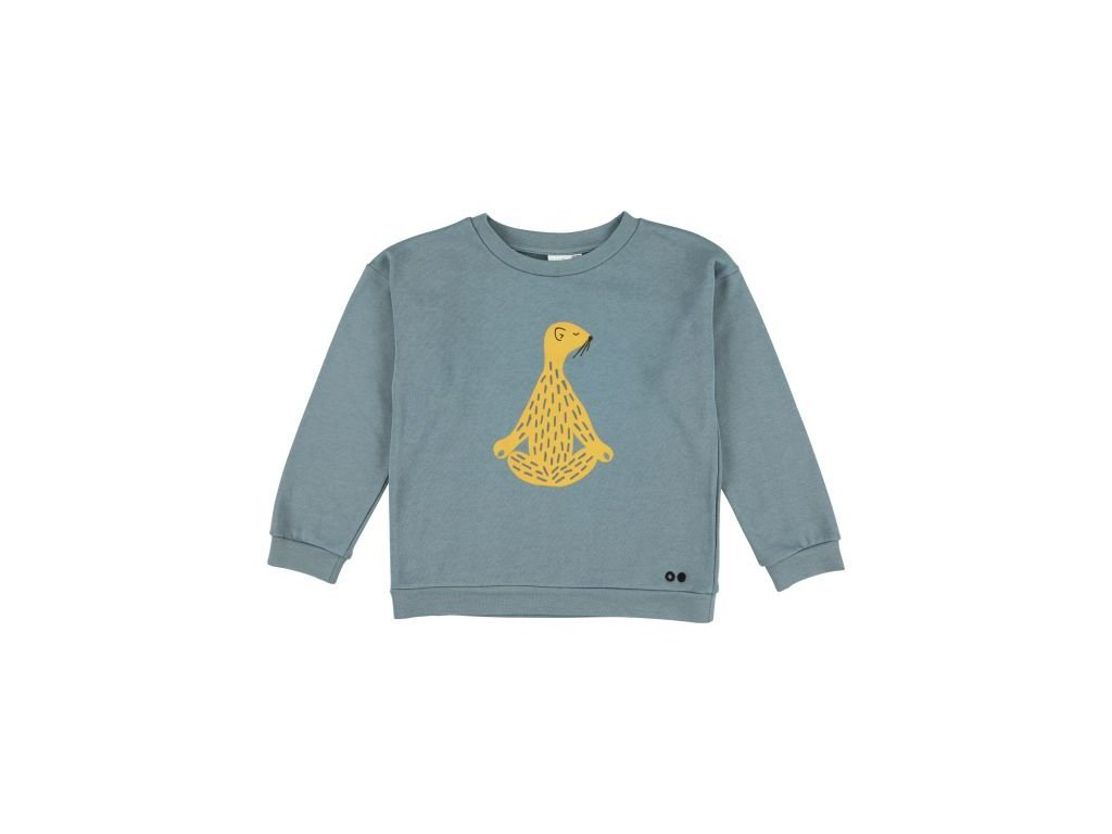 Sweater | 74/80 - 9/12m - Whippy Weasel