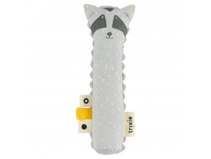2304 piskaci hracka pro nejmensi trixie mr raccoon