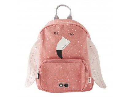 249 3 detsky batoh trixie mrs flamingo