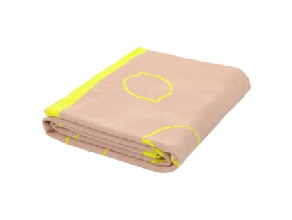 3417 pletena deka trixie lemon squash