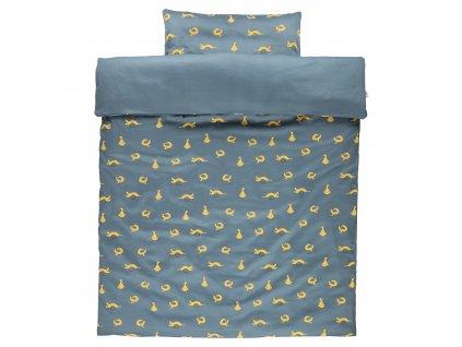 423 povleceni na detskou postel 100 x 140 cm