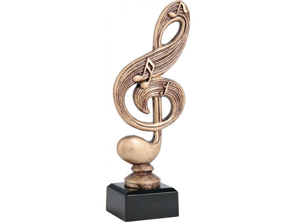 Trofej muzika RTY3859