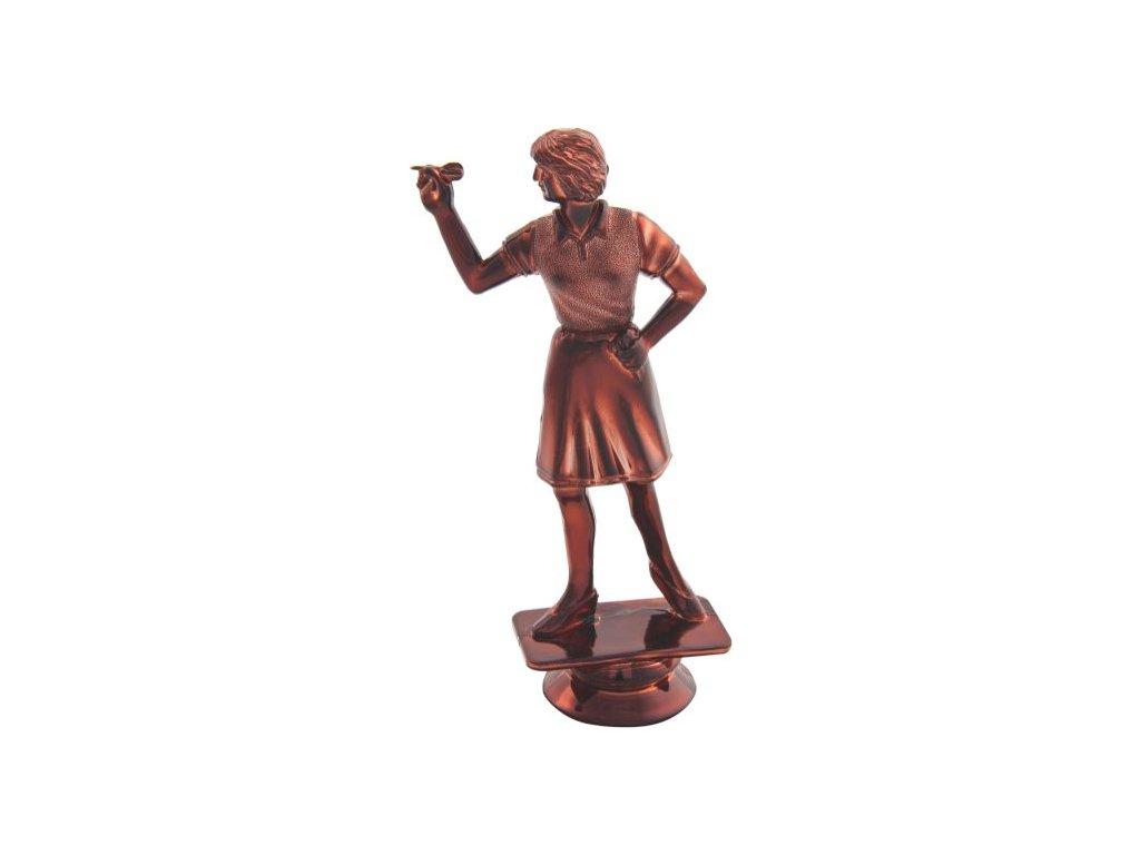 Figurka FC05 šípky žena