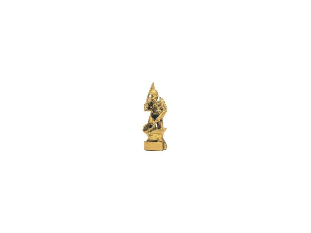 Trofej  RF39278 hasič