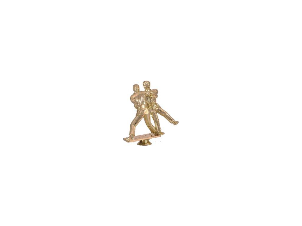 Figurka judo F11/Z  15cm