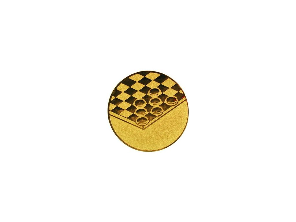 Emblém 25mm  23 dáma