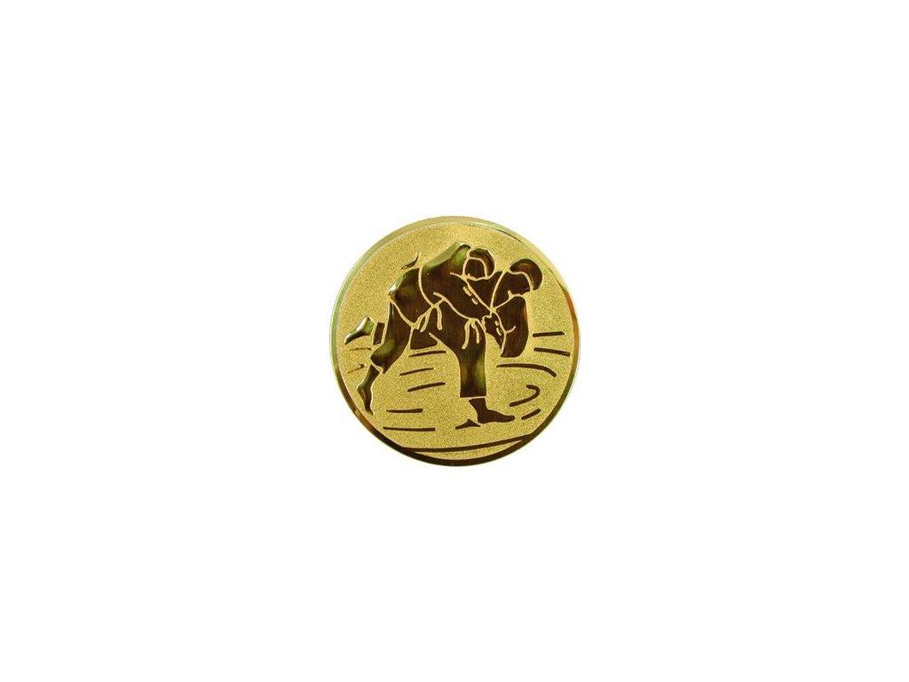 Emblém 25mm  59 judo