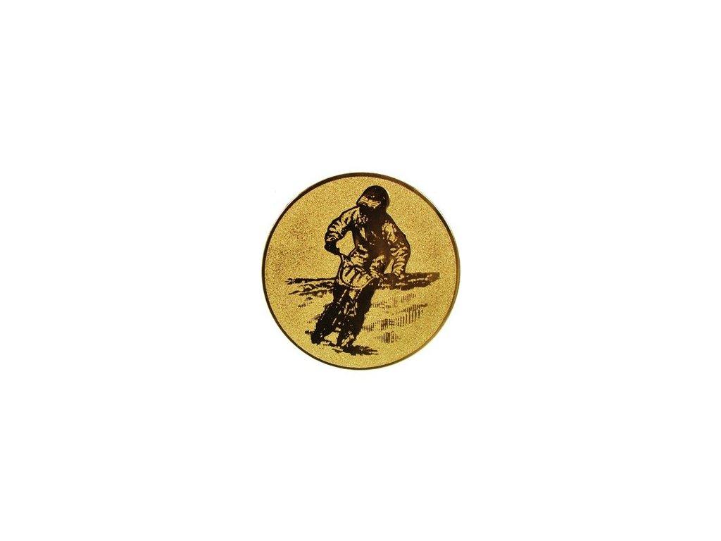 Emblém 25mm  83 cyklocross