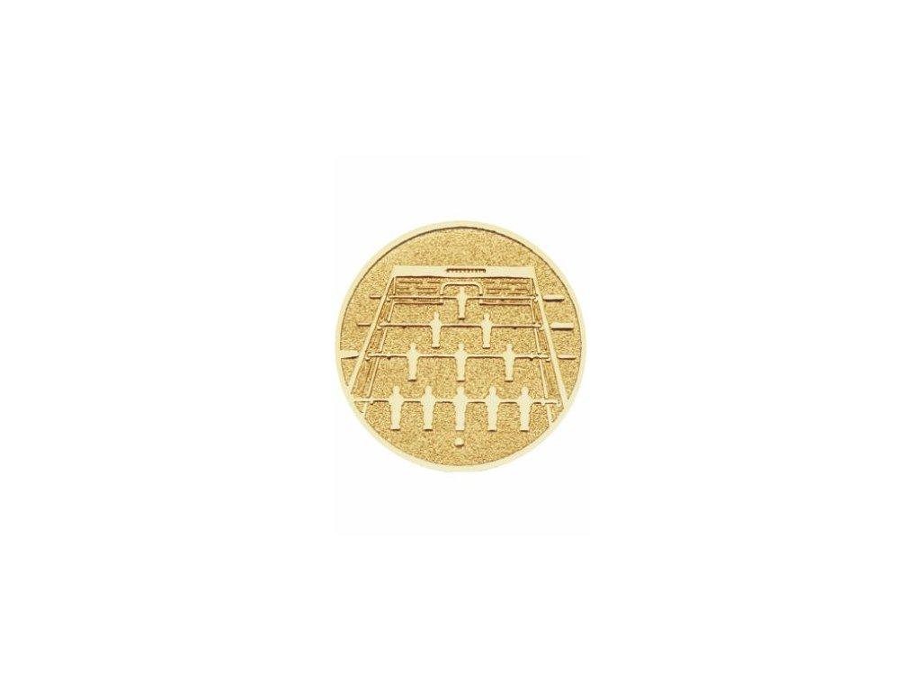 Emblém 25mm  103 stolný futbal