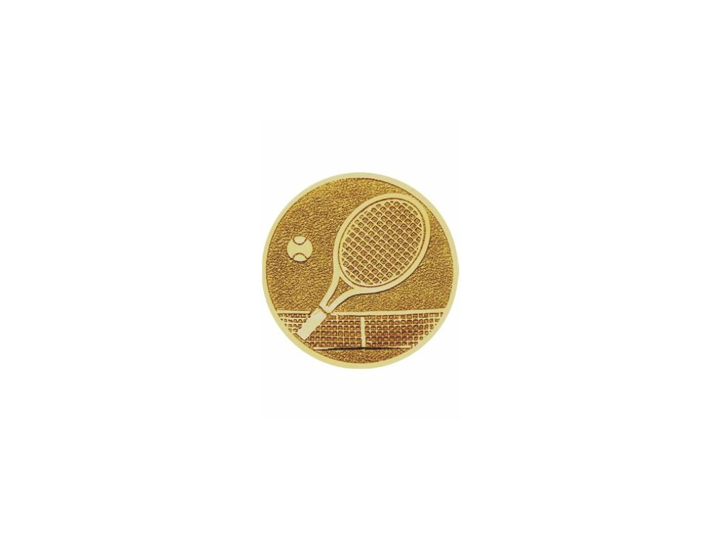 Emblém 50mm  99 tenis raketa