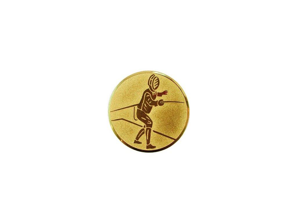 Emblém 50mm  93 šerm