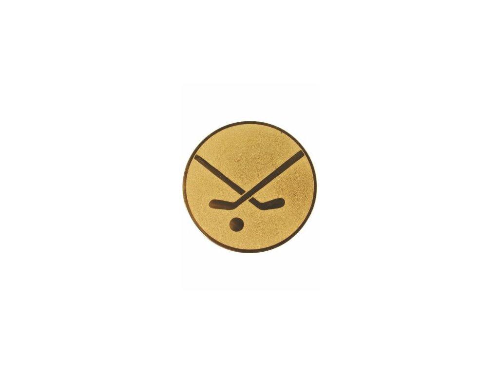 Emblém 50mm  88 hokejbal