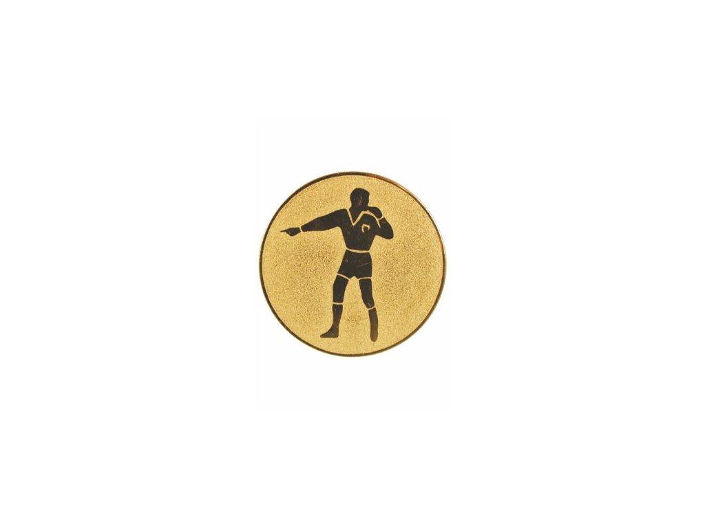 Emblém 50mm  47 rozhodca