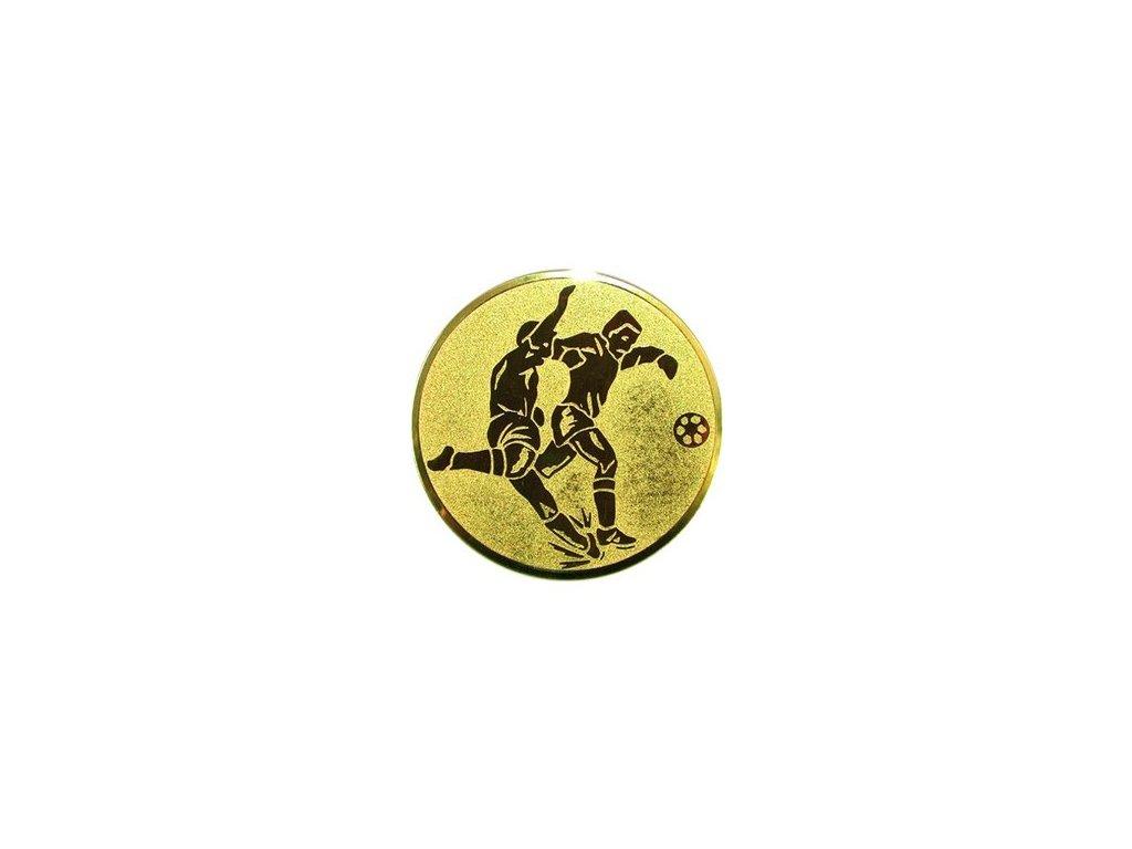 Emblém 50mm  37 futbal