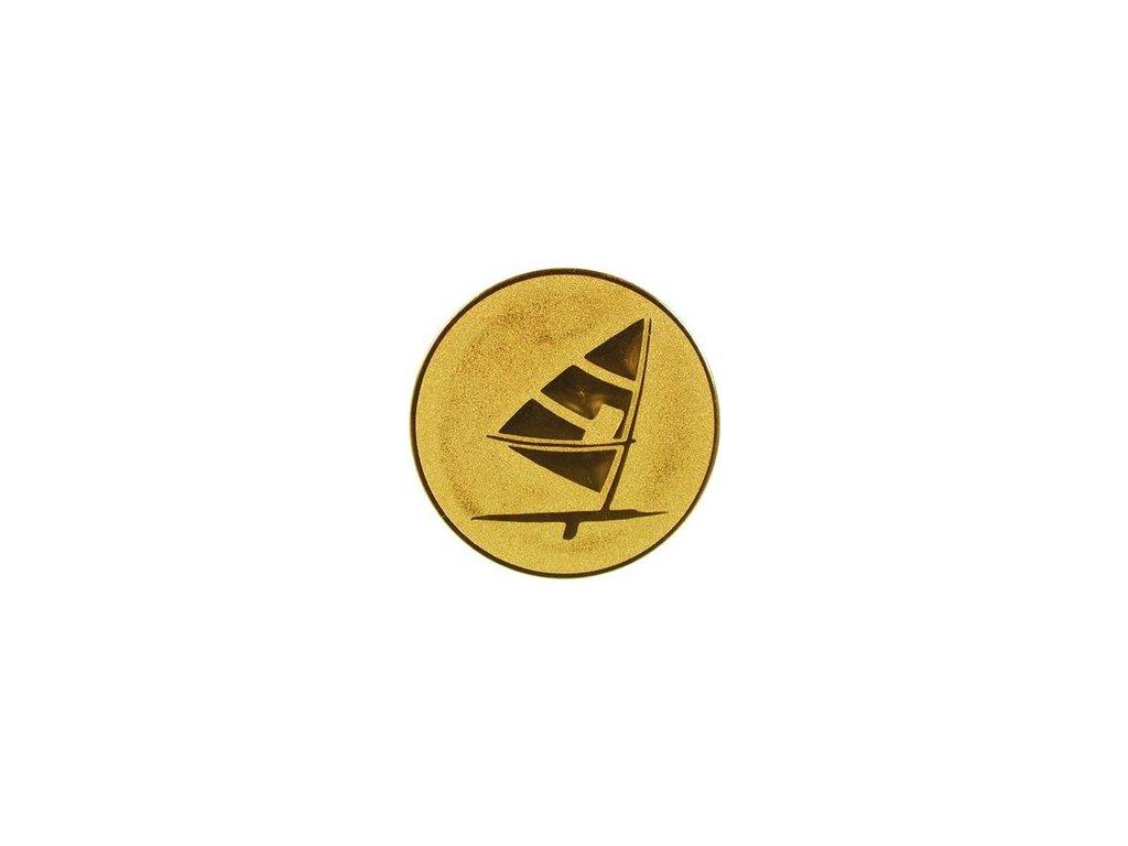 Emblém 50mm  15 windsurfing